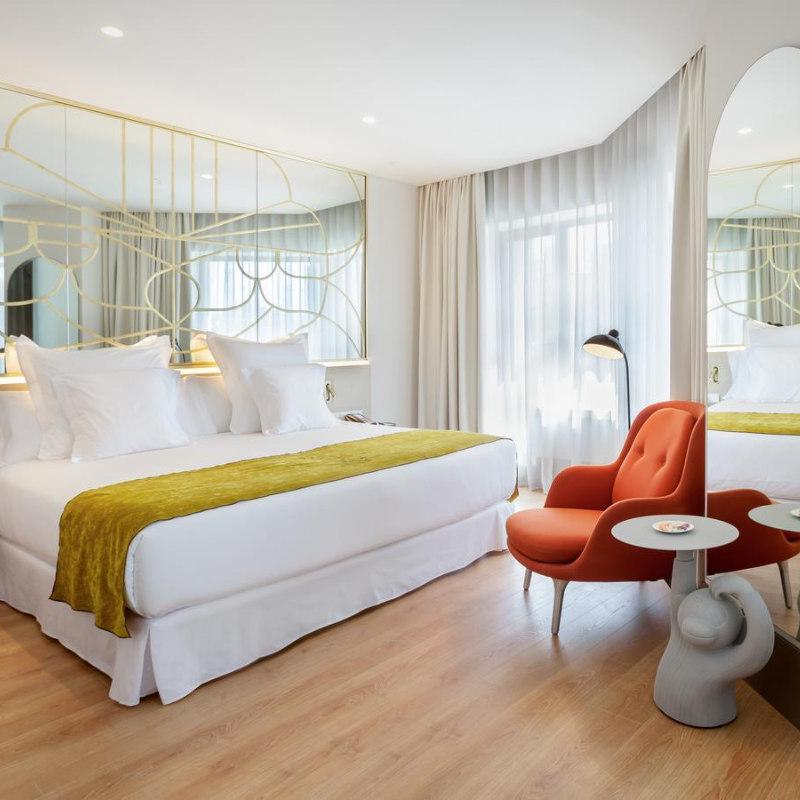 Barcelo Torre de Madrid Hotel